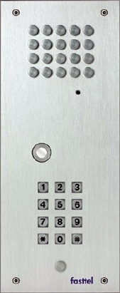 Fasttel Wizard Classic door phone