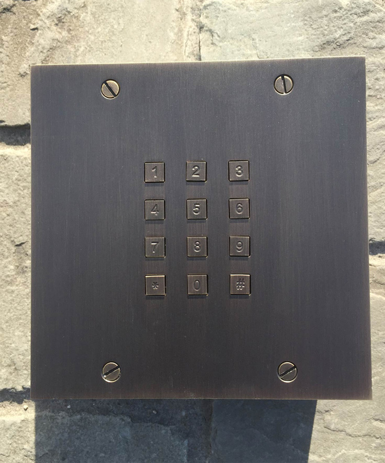 Fasttel access keypad ft24k