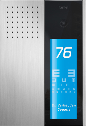 Fasttel Wizard Elegance door phone