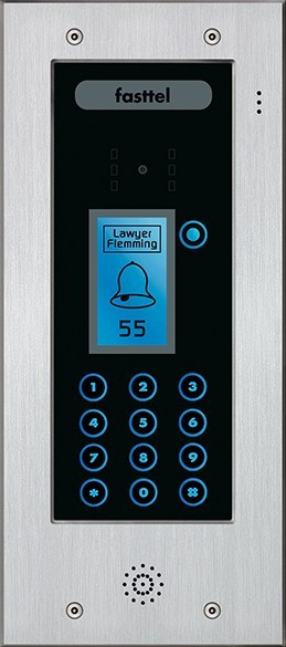 Fasttel Wizard Elite door phone