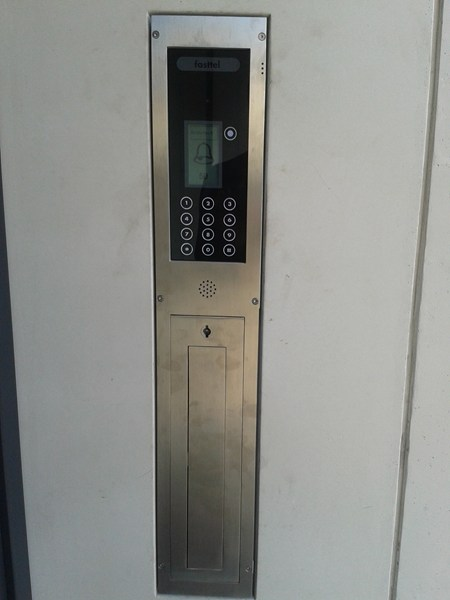 Fasttel references door phones