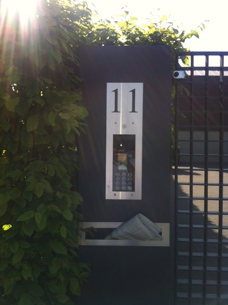 Fasttel references door phones custom